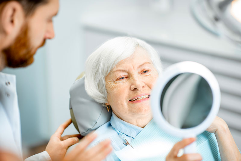 Dentist for Seniors in Quincy and Norwell, MA